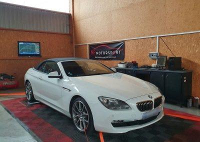 BMW 640D F12 – 313 CV